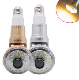 versteckte camcorderuhr Rabatt Neue drahtlose hd HD960P hause indoor mini glühbirne überwachungskamera miniaturkamera für nachtsicht