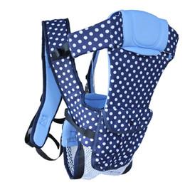 Mochilas portabebés online-Nuevo portabebés ergonómico Carry Style Multifunción carga de la manera 15KG mochila 3-24 meses portabebés transpirable Kid