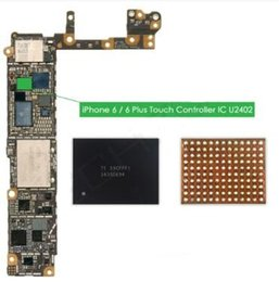 iphone touch ic Sconti Controller schermo U2402 Black Meson Touch IC 343S0694 Chip per iPhone 6 6 Plus