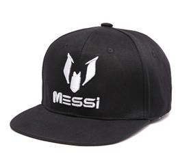 5bdde3c94752a VORON nova Europa e os Estados Unidos nova marca boné de beisebol MESSI  masculino feminino hip-hop snapback chapéus bordados letras osso messi hat  promoção
