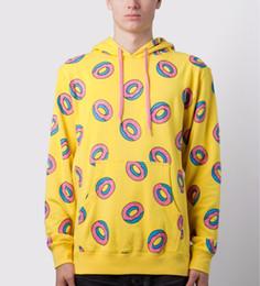 Мода нечетное будущее OFWGKTA golfhat рубашка толстовка пончик толстовка мужская с капюшоном толстовки Vestido повседневная Бесплатная доставка от
