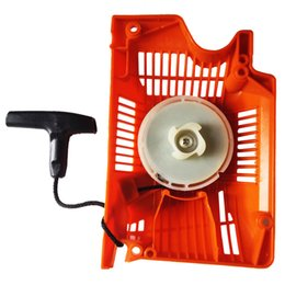 Wholesale chainsaw starter - Wholesale chain saw starter assy for chinese chainsaw 4500 5200 5800