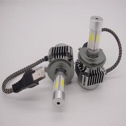 H4 H1 H7 H11 9005 9006 9007 600W 60000LM Kit de faros delanteros LED Turbo Hi / Lo bombillas 6000K desde fabricantes