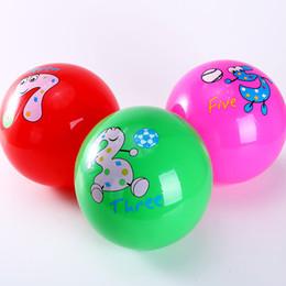 Детские надувные игрушки, детские мячи, мультяшные узоры, игры с мячом, спортивные состязания на открытом воздухе, шары для шаров. cheap pats games от Поставщики покерные игры