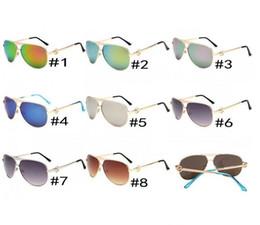 Wholesale Gold Lens Sunglasses - 2018 Zsdyeer@ Men's Sunglasses Fashion Design UV Protective Lens Round Full Frame Gold Plated Frame with Packaging