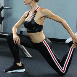 e9953e524d4 Women sport Suit Gym Yoga Sets 2 Pieces Women Sportwear Yoga Set Fitness  Sportwear Workout Set Fitness Wear