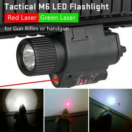 Casque vert clair en Ligne-Nouvelle Arrivée Tactique Blanc Jaune Lumière Chasse Lumière Avec Vue Rouge Vert Laser Pour Casque Tête De Chasse CL15-0003