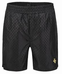 Wholesale Denim Pants Elastic Waist - 2018 New Board Shorts Mens Summer Beach Shorts Pants High-quality Swimwear Bermuda Male Letter Surf Life Men Swim Tiger Shorts g pants