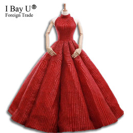 Wholesale high end red evening dresses - New Luxury Vintage Sexy Red Evening Dresses 2018 Sleeveless Sequined High-end Custom Glitter Arabic Prom Dresses Real Photo
