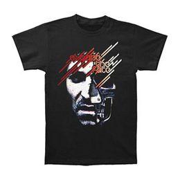 Escape The Fate T-Shirt Metal Head da uomo T-shirt stampata nera grande T-shirt manica corta O-Neck da uomo Summer Stree Twear da