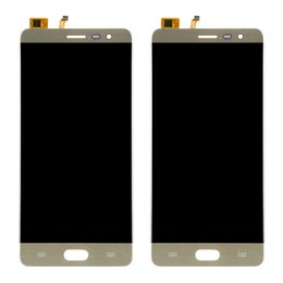 Wholesale Cheetah Glasses - HH New product For Cubot Cheetah 2 LCD Display+Touch Screen Digitizer Glass Panel Replacement For Cubot Cheetah 2 lcd screen