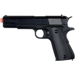Wholesale Military Guns - CYMA P819 METAL GUN MILITARY M1911 AIRSOFT SPRING PISTOL w  6mm BB 250 FPS