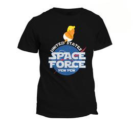 Xl воздушные шары онлайн-Трамп ребенок воздушный шар дирижабль футболка смешно XL 5XL США космическая сила скамья Pew печати шею человек