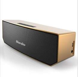 Wholesale 3d Home Theater System - Bluedio BS-3 (Camel) Mini Bluetooth speaker Portable Wireless speaker Home Theater Party Speaker Sound System 3D stereo Music