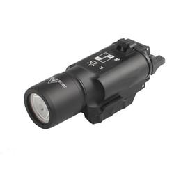Canada Tactical X300 lampe de poche Gun Light Lanterna Rifle Picatinny Weaver Mount pour la chasse Streamlight Offre