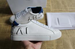2019 marcas de calzado casual para hombres Nueva uxury low leather sneaker man mejores zapatos de diseño cuero real 3 colores Suela de goma marca casual descuento moda mujer zapatos a la venta marcas de calzado casual para hombres baratos