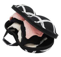 Wholesale Silk Bra Lingerie - Travel Mesh Underwear Bra Storage Box Lingerie Portable Protect Holder Home Organizer,Accessories Supplies Gear Stuff Product