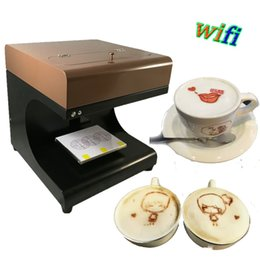 Wholesale Printers Print Card - Dessert  Coffee Printer Digital Printing Machine with Edible Ink