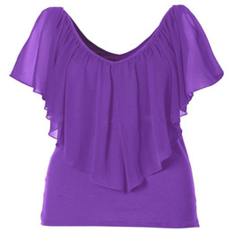 6c85fa5848c Summer Women Chiffon Shirts Blouses Plus Size Sexy Blouse With V-Neck For  Women Tops Clothing Chiffon Shirt Woman Brand Designer Clothes