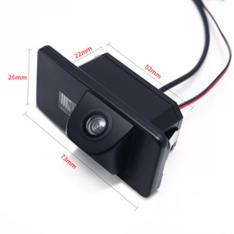 Wholesale bmw x6 rear - CHENYI Special Car Combined Backup Rear View Camera For BMW 5-series(E60 E61 E63 E64) X5(E70) X6(E71 E72) 1-series(E81 E87) 3-series(E90 E91
