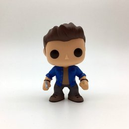 Wholesale Supernatural Dean Winchester - 20170609 10CM Dean Winchester Funko POP #94 Action Figures PVC Television Supernatural Toys Gifts Cartoon Hot Sales Free Shipping
