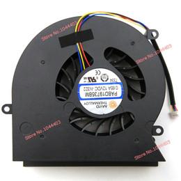 Wholesale Msi Laptop Fan - New Laptop CPU Cooling Fan For MSI GT62 GT62VR 16L1 16L2 6RE 7RE PABD19735BM N322 12V 0.65A 4-Pins
