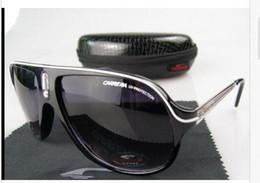 Wholesale men cloth wholesale - Top Quality New Designer Brand Sun Glasses Gradient UV400 Men&Women's Retro Unisex Sunglasses Multi-Color Frame Glasses + Box + cloth