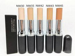 Marke make-up fabrik online-Marke Make-up Concealer Foundation Sculpt NW30 NW35 NW42 NW43 NW45 Hohe Qualität Großverkauf der Fabrik Concealer