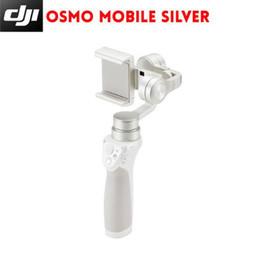 steadicam iphone Rebajas DJI Osmo Mobile (BlackSilver) Estabilizador de mano de 3 ejes Más nuevo más allá del mejor regalo inteligente En stock Envío gratis