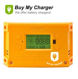 Wholesale Mppt Solar Charge Controller Regulator - 2018 New Intelligent Charging MPPT Solar Charge Controller 12V 24VDC 10A Battery Regulator 2 USB 5V