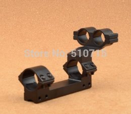 Wholesale 11mm mounts - Rifle scope 25.4mm scope ring 11mm Dovetail rail mount Multi-function hunting shooting M5639