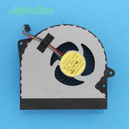 2019 ventilateurs de refroidissement pour ordinateur portable de remplacement Aipinchun Nouveau Original CPU Ventilateur Refroidisseur Pour Asus G751 G751J G751M G751JT G751JY G751JL Remplacement Refroidisseur Ventilateur D'ordinateur Portable FG13 promotion ventilateurs de refroidissement pour ordinateur portable de remplacement