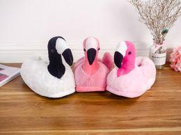 Canada Flamingo Pantoufles Femmes Été Plage Diapositives Dames 2018 Hiver Chaud Casual Appartements Doux Tongs Sandales Belles Femmes Chaussures cheap lovely flat slippers Offre