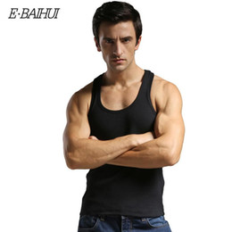 Marka erkekler t shirt Atlet Erkek Tank Tops Fanila Vücut Geliştirme Fitness erkek Altınları Stringer tops tees Tops giysi B001 nereden halterpın kayışları tedarikçiler