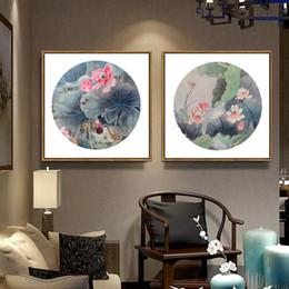 chinesische ölgemälde Rabatt Chinesische Gemälde Kunst Wand Leinwand Ölgemälde Bild Abstrakte Drucke Bilder Poster Wohnkultur