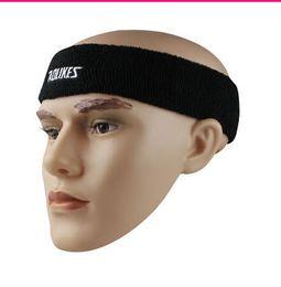 5690fe3aab580 Heißer verkauf mens kopf band haarband schweiß schweißband frauen  elastische stretch sport yoga gym stretch stirnband