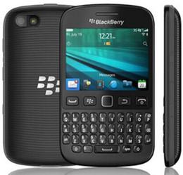 Обновленные мобильные телефоны qwerty онлайн-Оригинал разблокирован blackberry 9720 QWERTY клавиатура 5MP камера GPS WiFi восстановленные сотовый телефон
