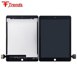 Wholesale ipad products - Hot Product for ipad pro 9.7 inches A1673 A1674 LCD Module panel with touh screen digitizer Replacement on dhgate