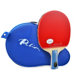 Wholesale Pong Stars - Fashion Palio 2 Star Expert Table Tennis Racket Table Tennis Rubber Ping Pong Rubber free shipping
