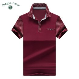Wholesale business products - New Mens Polo Shirt Short Sleeve Breathable Business Casual Male Polo Shirt Hot Products Hot Sale Polo Shirts Brand Polos 8109