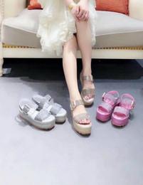 talons hauts dame mode diamant pur couleur augmenté pantoufles confortables intérieur extérieur divers styles résistant à l'usure respirant ? partir de fabricateur
