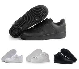 Vendita calda Scarpe da uomo e da donna Scarpe da ginnastica alte bianche nere da ginnastica basse Sneakers 36-45 da