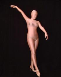 2020 полный косплей косплей косплей Cos Flesh Full Body Spandex/lycra Bodysuit Costumes Cosplay Skin Zentai Leotard Suit Adult Size дешево полный косплей косплей косплей