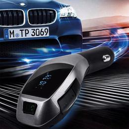 2019 diseño bluetooth mp3 Perfect Fashion Design Wireless Bluetooth LCD Reproductor de MP3 Kit de coche SD MMC USB FM Transmisor Modulador Car Styling @ 126 diseño bluetooth mp3 baratos