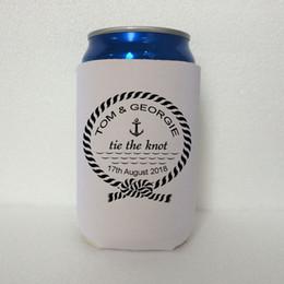 Deutschland Großhandel zusammenklappbar können koozie benutzerdefinierte gedruckt flasche trinken kühler schaum bier halter angepasst koozies druck hochzeit kann kühler 011 Versorgung
