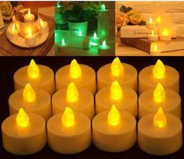 Flicker Chameie LEVOU Luz Do Chá, Velas Elétricas Cintilação Lâmpada LED Tealight Bateria Operado para Festa de Aniversário de Casamento Decoração de natal de