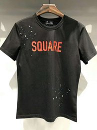 Wholesale Newest Clothes - ICON 2018 Newest T shirt men brand-clothing fashion simple light gray T-shirt male top quality 100% cotton Tees 702235