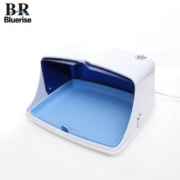 Wholesale Sterilizing Machine - equipment Tools UV Sterilizer Machine Manicure Disinfecting Box Sterilizing Micro-organisms Art Salon Professional Nail Equipment