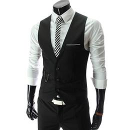 d3a3e4c18dc China Dress Vests for Men Slim Fit Mens Suit Vest Male Waistcoat Gilet  Homme Colete Masculino