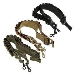 Cinturón de seguridad táctico para cuerdas inclinadas para actividades al aire libre Cinturón de seguridad de dos puntos Cinturón de seguridad Todo hebilla de metal desde fabricantes